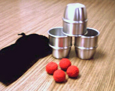 Combo Cups & Balls